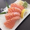Box sashimi salmone 10