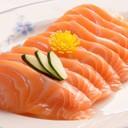 Box sashimi salmone 15